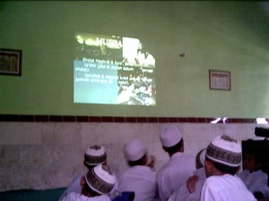 manasik haji di Daarus Salam, 15 Desember 2007