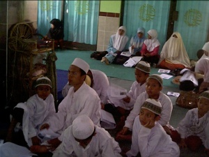 15 Desember 2007 ikut manasik haji di Darus Salam