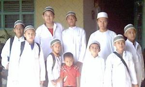 shilaturrohim di rumah thoriq bin imam mawardi kediri