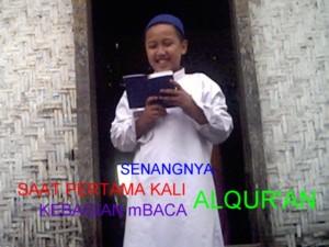 Acara Muhadloroh di rumah Sulis