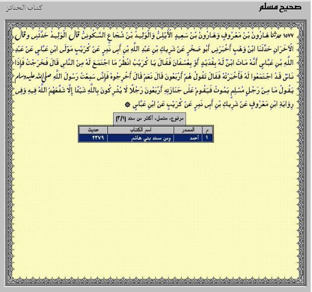Hadits cara mensholati jenazah hal.13 HR.Muslim no.1577