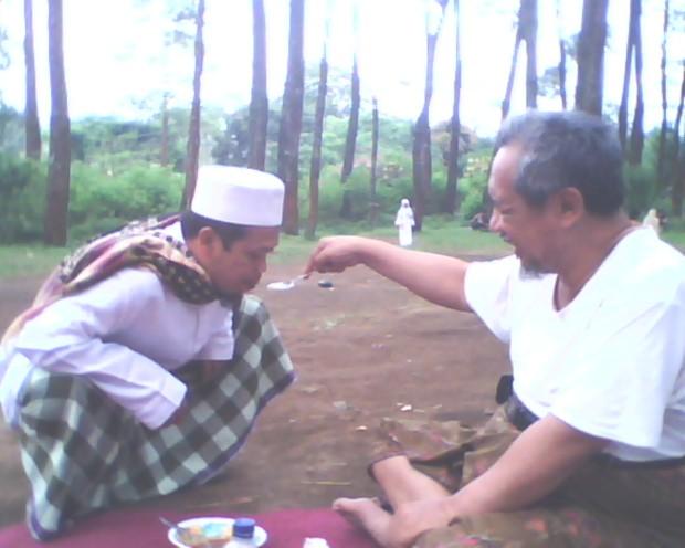 diTALQIM ABI di area perkemahan wisata Coban Rondo Pujon Malang 10 dzul Hijjah 1431 H