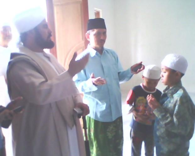 alhabib abdurrohman bin ali masyhur bin muhammad bin salim bin hafidh