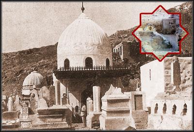MAKAM AS-SAYYIDAH KHODIJAH AL-KUBRO DI AL-MA'LA